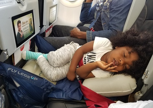 Tips for Surviving Long-Haul Flights with Kids