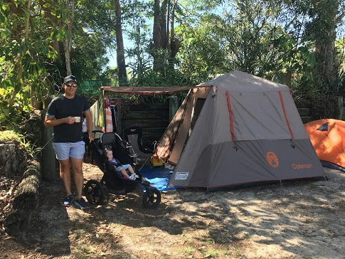 Ten Tips for Camping with a Toddler
